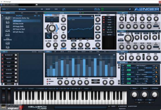Vengeance Sound Avenger Expansion pack: BigTone 2 Latest Version Download-Softprober.com