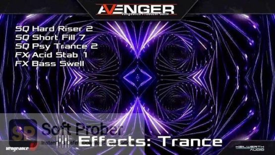 Vengeance Sound Avenger Expansion pack: Effects: Trance Direct Link Download-Softprober.com