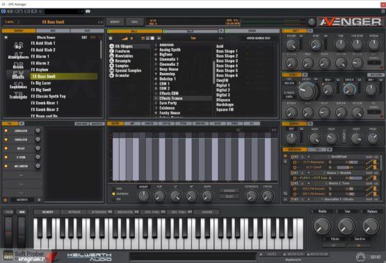 Vengeance Sound Avenger Expansion pack: Effects: Trance Latest Version Download-Softprober.com
