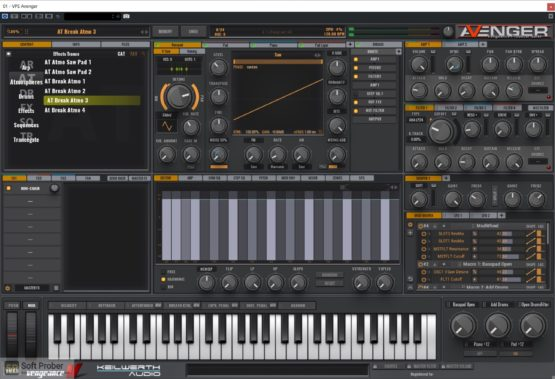 Vengeance Sound Avenger Expansion pack: Effects: Trance Offline Installer Download-Softprober.com