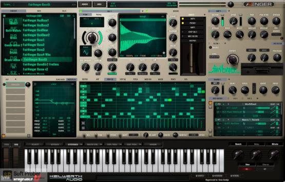 Vengeance Sound Avenger Expansion pack: Synthwave Direct Link Download-Softprober.com