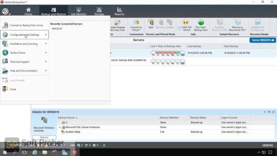 Veritas Backup Exec 2021 Latest Version Download-Softprober.com