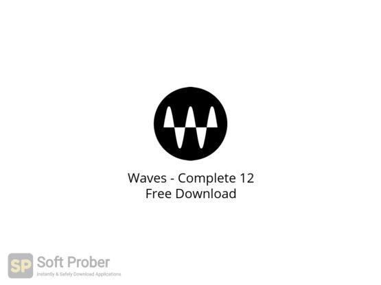 Waves Complete 12 Free Download-Softprober.com