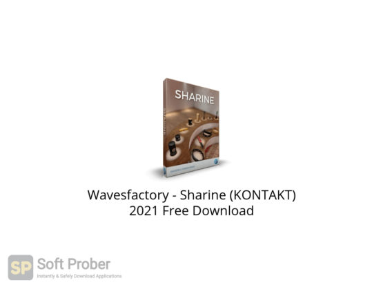 Wavesfactory Sharine (KONTAKT) 2021 Free Download-Softprober.com