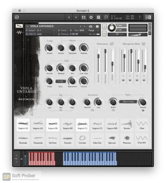 Westwood Instruments Viola Untamed Direct Link Download-Softprober.com