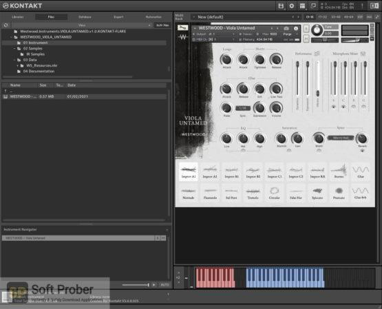 Westwood Instruments Viola Untamed Latest Version Download-Softprober.com