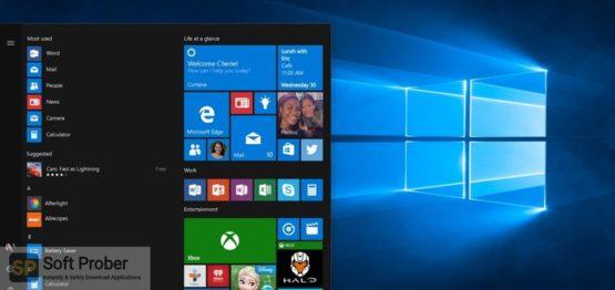 Windows 10 20H2 10in1 MARCH 2021 Direct Link Download-Softprober.com