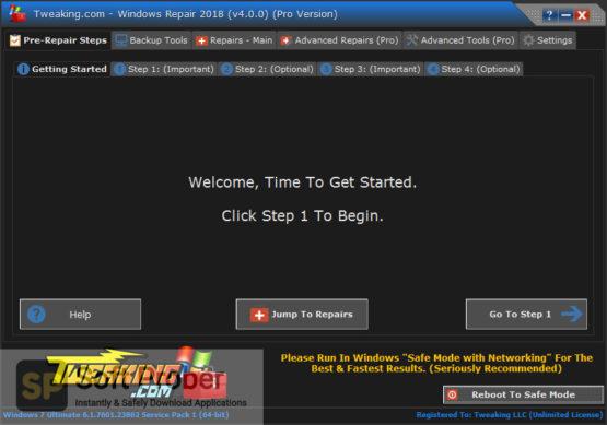 Windows Repair 2021 Latest Version Download-Softprober.com