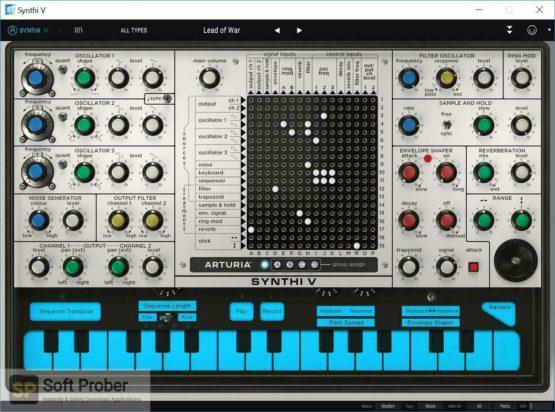 Arturia Synths Collection 2021 Offline Installer Download-Softprober.com