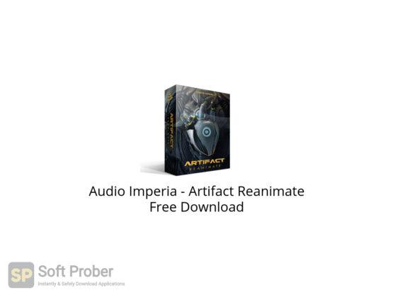 Audio Imperia Artifact Reanimate Free Download-Softprober.com