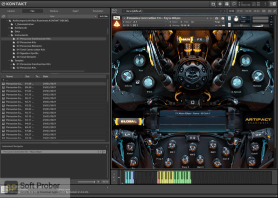 Audio Imperia Artifact Reanimate Latest Version Download-Softprober.com