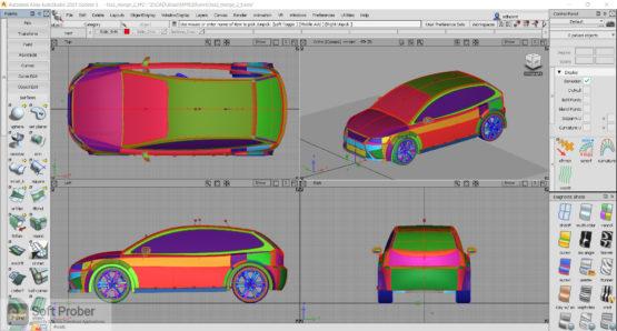Autodesk Alias AutoStudio 2022 Offline Installer Download-Softprober.com