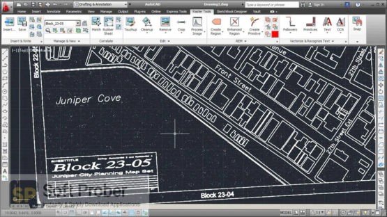 Autodesk AutoCAD Raster Design 2022 Direct Link Download-Softprober.com