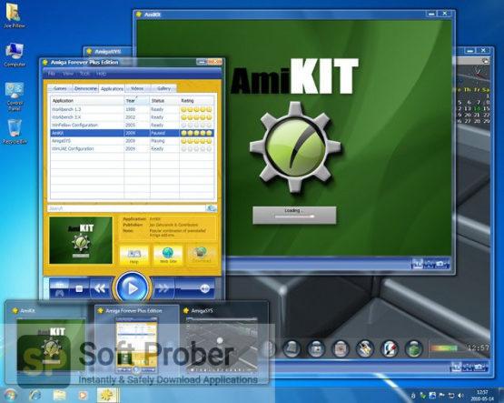 Cloanto Amiga Forever Plus Edition 2021 Offline Installer Download-Softprober.com
