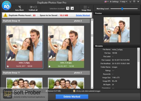 Duplicate Photos Fixer Pro 2021 Offline Installer Download-Softprober.com