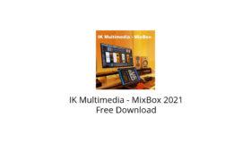 IK Multimedia – MixBox 2021 Free Download