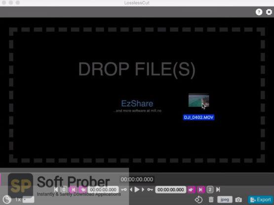 LosslessCut 2021 Direct Link Download-Softprober.com