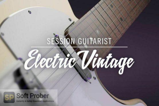 Native Instruments Session Guitarist Electric Vintage Direct Link Download-Softprober.com