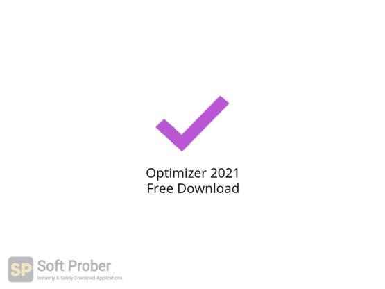Optimizer 2021 Free Download-Softprober.com