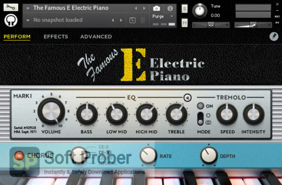 Orange Tree Samples The Famous E Electric Piano Offline Installer Download-Softprober.com