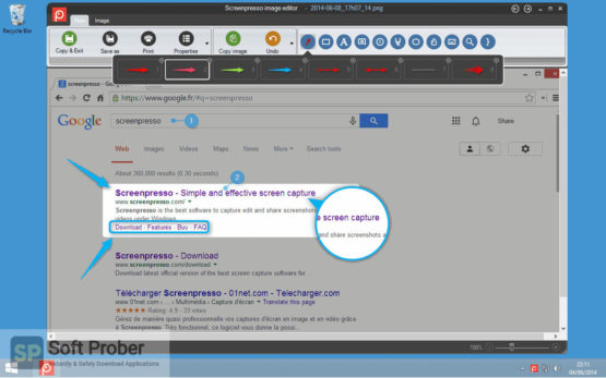Screenpresso Pro 2021 Direct Link Download-Softprober.com