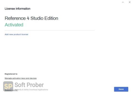 Sonarworks Reference 4 2021 Direct Link Download-Softprober.com