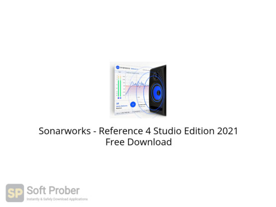 Sonarworks Reference 4 2021 Free Download-Softprober.com