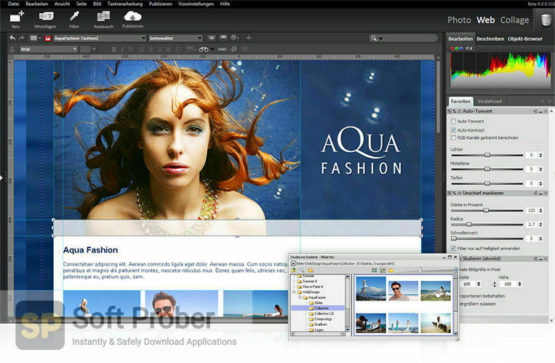 StudioLine Web Designer 2021 Latest Version Download-Softprober.com