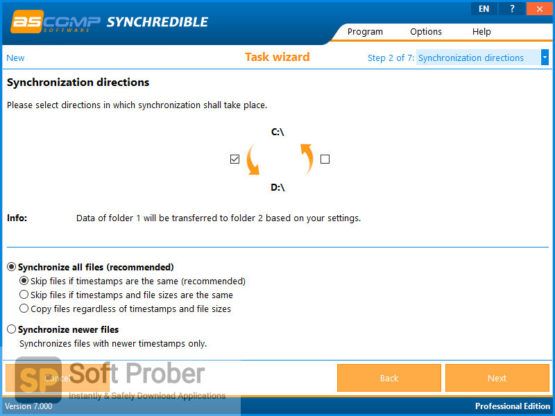 Synchredible Professional 2021 Latest Version Download-Softprober.com