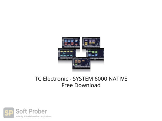 TC Electronic SYSTEM 6000 NATIVE Free Download-Softprober.com