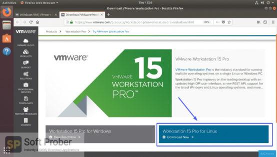 VMware Workstation Pro 2021 Latest Version Download-Softprober.com