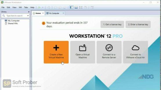 VMware Workstation Pro 2021 Offline Installer Download-Softprober.com