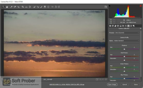 Adobe Camera Raw 2021 Latest Version Download-Softprober.com