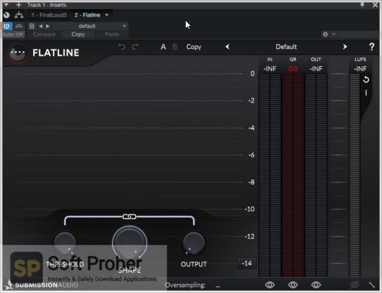 Audio SubMission Flatline 1.0.1 Direct Link Download-Softprober.com
