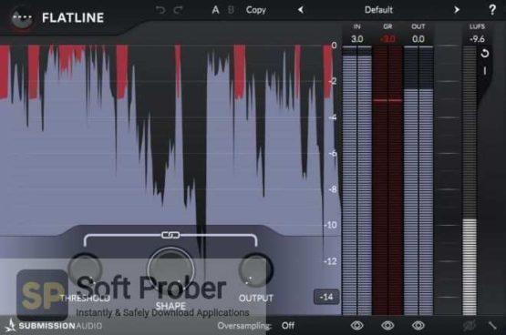 Audio SubMission Flatline 1.0.1 Latest Version Download-Softprober.com