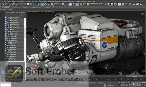 Autodesk 3ds Max 2022 Offline Installer Download-Softprober.com