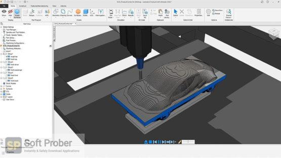 Autodesk FeatureCAM Ultimate 2022 Offline Installer Download-Softprober.com