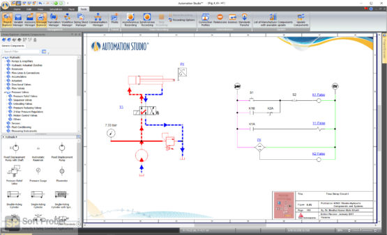 Automation Studio P6.4 SR3 Professional Edition 2021 Offline Installer Download-Softprober.com