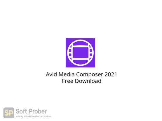 Avid Media Composer 2021 Free Download-Softprober.com