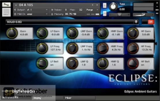Big Fish Audio Eclipse: Ambient Guitars Direct Link Download-Softprober.com