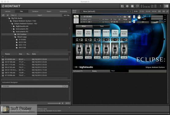 Big Fish Audio Eclipse: Ambient Guitars Latest Version Download-Softprober.com