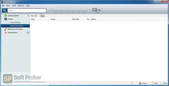 BitTorrent Pro 2021 Latest Version Download-Softprober.com