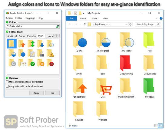 Folder Marker Pro 2021 Offline Installer Download-Softprober.com