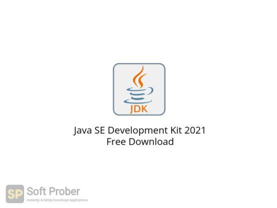 Java SE Development Kit 2021 Free Download-Softprober.com