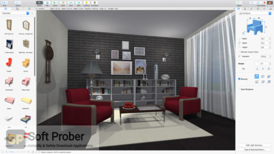 Live Home 3D Pro 2021 Latest Version Download-Softprober.com