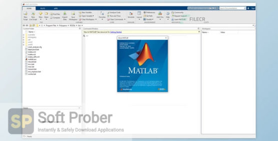 MATLAB R2021a 2021 Latest Version Download-Softprober.com