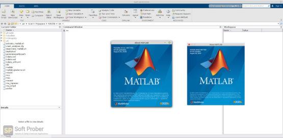 MATLAB R2021a 2021 Offline Installer Download-Softprober.com