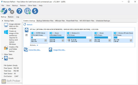 Macrium Reflect 2021 Latest Version Download-Softprober.com
