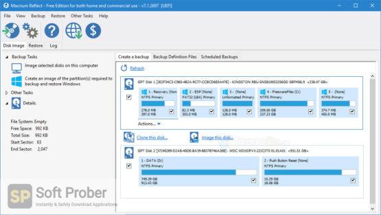 Macrium Reflect 2021 Offline Installer Download-Softprober.com