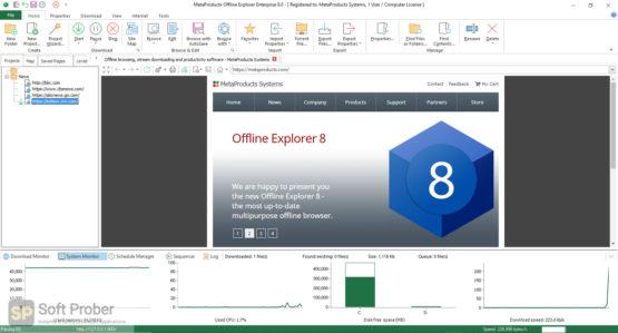 MetaProducts Offline Explorer Enterprise 2021 Direct Link Download-Softprober.com